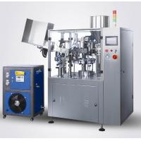 China Ointment And Cream Filling Machine , Automatic Packing And Sealing Machine on sale