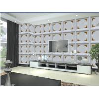 China Fireproof Drop Ceiling Tiles European Style Wallpaper Home Wall Decoration Material wholesale