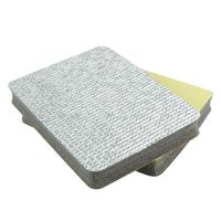 China Flexible Flame Retardant Hvac Duct Insulation Board Pe Xpe Sheet 3-70mm Thickness on sale