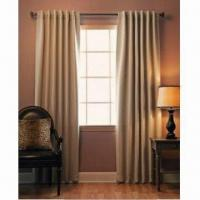 China Solid Insulated Thermal Blackout 84 Inches Curtain, 140m, 280cm Width wholesale