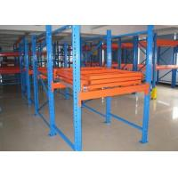 Push Back Pallet Rack Systems