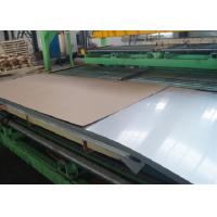 China Hot Rolled 201 316L 430 304 Stainless Steel Plate 30mm - 1500mm Width wholesale