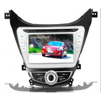 Buy cheap 64 Channels GPS Hyundai DVD Players for Hyundai Avante with HD Digital Touch from wholesalers