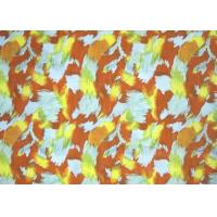 Quality Beautiful PP Spunbond Printed Non Woven Fabric For Packaging Bags / Home Textile for sale