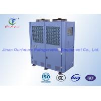 China Box Air Conditioning Compressor Rack , Copeland Commercial Refrigeration Units on sale