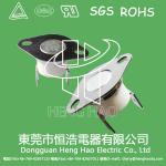 China KSD301 auto  reset thermostat,KSD301  bimetal thermal switch wholesale