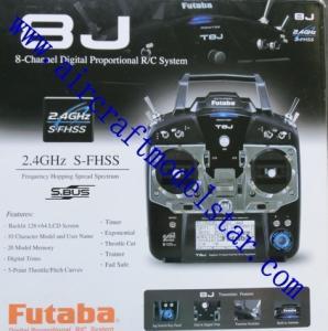 Quality Futaba 8J 8 channels remote control rc model,8Ch remote control,Futaba 8J 8ch for sale