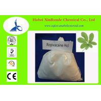 China Local Anaesthetic Drug Ropivacaine Hydrochloride (Ropivacaine HCl) 132112-35-7 wholesale