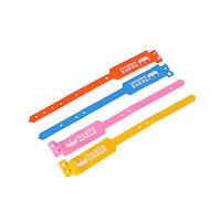 China Light Weight Promotional Bracelets And Wristbands Plastic Or Metal Buttons wholesale