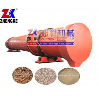 China Coke powde rotary dryer with CE ISO certifications wholesale