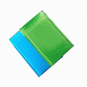 China Wholesale Metallic Bubble Mailer Shock-resistance cushioned Aluminium Padded Bubble Envelope wholesale