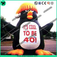 China Giant Inflatable Penguin,Promotional Inflatable Penguin For Sale wholesale
