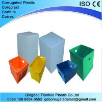 China Corrugated Plastic Boxes on sale