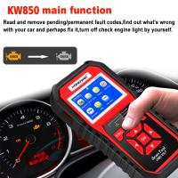 China Vehicle tools escaner automotriz OBD2 And Can Scanner Obd ii Scan Tool AL519 autel on sale