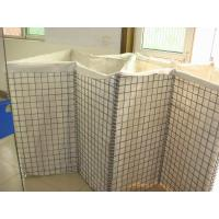 China Galvanized Steel Military Sand Wall Hesco Barrier Hesco Bastion on sale
