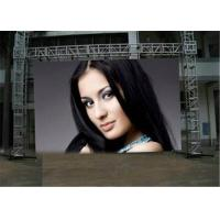 Buy cheap P5 commercial rental led display SMD 1/16 scan led video wall rental 640*640mm from wholesalers