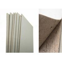 China Eco-Friendly Grade B uncoated one layer Strawboard Paper in high thickness wholesale