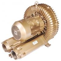 Buy cheap 25HP Aluminium Alloy Golden Color Side Channel Air Blower for Vacuum Conveying from wholesalers