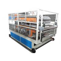China Glazed Tile Roof Panel Making Machine / Plastic Extrusion Line with 880mm / 1040mm width wholesale
