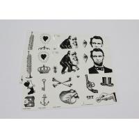China Water Transfer Temporary Tattoo on sale