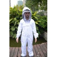 China 100% Cottoon NZ Model and Good Resistant Beekeeping Protective Clothing wholesale
