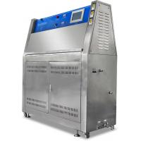 China Light UV Accelerated Aging test Chamber Nichrome Heating System Environmental wholesale