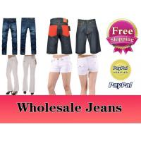 China Wholesale Branded Jeans, Free Shipping, Accept Paypal wholesale
