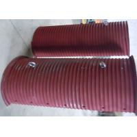 China Lebus Grooved Drum and Split - Type Lebus Sleeve with Different Size wholesale