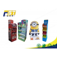 Buy cheap B Flute CMYK Foldable POP Carton Stand 350g CCNB for Retail from wholesalers