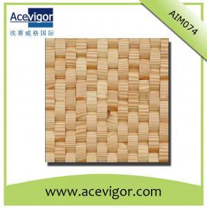 China Wavy wall tiles mosaic panel for wall decorative design wholesale