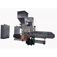 China Pvc Granules Single Screw Extrusion Machine With Water Strand Auxiliary System wholesale