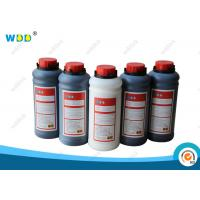 China 1000 ML Date Coding Ink Mek Based For Willett 430 CIJ Printer Not Jam Nozzle wholesale