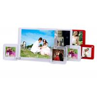 China acrylic sandwich photo frame wholesale