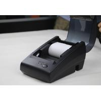 Quality POS System 2 Inch Thermal Printer With Big Roll , 48 mm Handheld Receipt Printers for sale