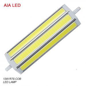 China LED-R7S-8028 AC85-265V IP20 13W COB R7S LED Lamp/ LED bulb for IP65 waterproof led flood light wholesale