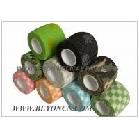 China Bitter taste Cohesive Bandage, self-adhesive bandage with denatonium benzoate wholesale