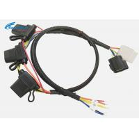 China Complex Custom Made Automotive Wiring Harness Bare Copper With Inline Screw 30A Fuse Holder wholesale