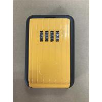 China Yellow Large Outside Key Safe Box Digit Dialing Combination for Realtors wholesale