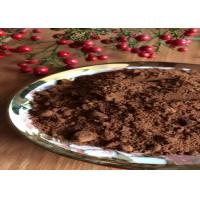 China HALAL AF01 Alkalized Cocoa Powder PH Value 6.2-6.8 For High End Chocolate wholesale