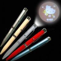 China LED Projector Pen, Custom Logo Printing Available wholesale