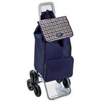 China Folding Three wheel Shopping trolley on sale