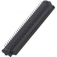 China T Type 100 Pin black color Computer Pin Connectors  Male 90°DIP  Max For Electronic ROHS wholesale