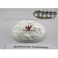 China Anabolic Boldenone Cypionate Veterinary Steroids Increased Energy CAS 106505-90-2 wholesale