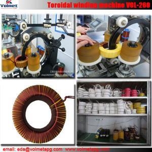 China Advanced machine for copper wire coil winding machine wholesale