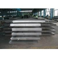 China 1200mm - 1800mm Width SS400, Q235, Q34 Hot Rolled Checkered Steel Plate / Sheet on sale