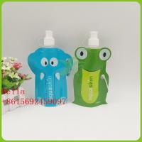 China Reusable Food Spout Stand Up Pouches Customized Size Food Grade Material wholesale