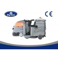 China Dycon Saving Time Floor Cleaner Robot , Floor Scrubber Dryer Machine With A Lock wholesale