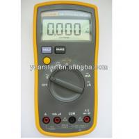 China Fluke/wholesale High quality Auto Ranging Digital rms Multimeter Fluke F15B+/low price pocket multimeter wholesale