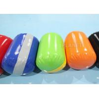 China PVC Tarpaulin Water Play Equipment Inflatable Water Buoy For Racing Marks on sale