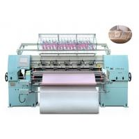 China Auto Run Up Needle Industrial Quilting Machines Computerized With Stitch Regular wholesale